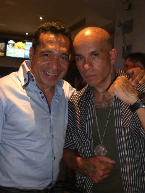 Zapata 666 Actor y Cantante