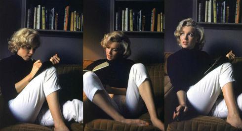 La-biblioteca-de-Marilyn-Monroe-800x433