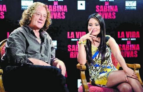 La-actriz-venezolana- Greisy mena