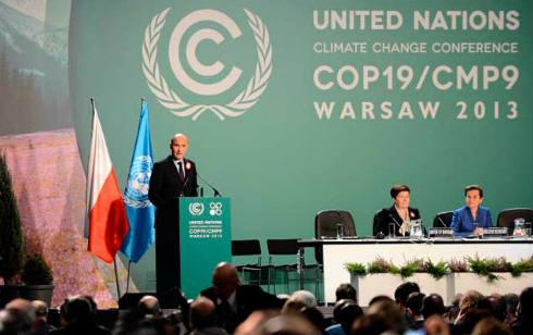 Cumbre-ONU-cambio-climático-varsovia-AFP