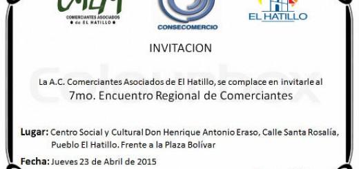 invitacion encuentro regional