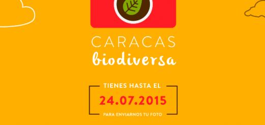 Caracas Biodiversa_Afiche