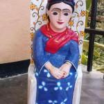 Frida en Madera 2