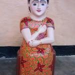 Frida en Madera 3