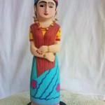 Frida en Madera 6