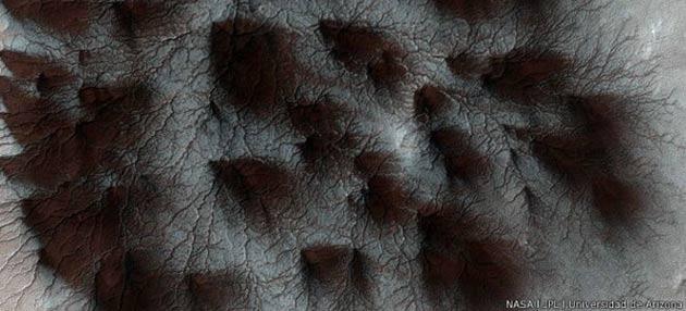 Imagen: NASA l JPL l Universidad de Arizona