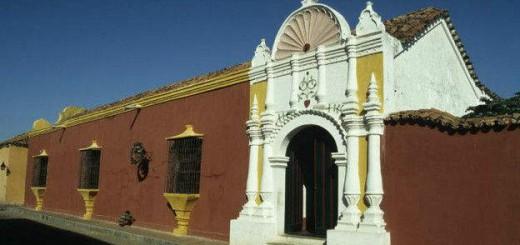 El cambio climático hace peligrar los centenarios edificios de la ciudad venezolana de Coro. Imagen: DAVID GELDHOF, UNESCO