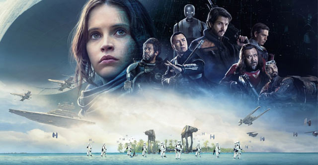 Imagen: Rogue One: Una historia de Star Wars