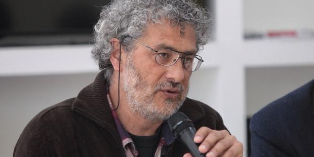 El activista de Amigos de la Tierra México Gustavo Castro. EFE/Sáshenka Gutiérrez/Archivo