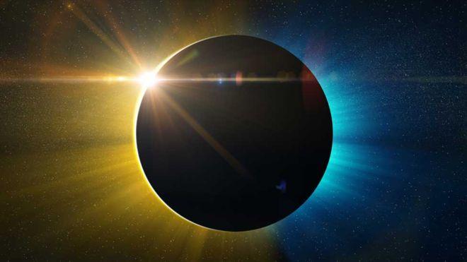 ¿Estás listo para el eclipse del siglo? Imagen: GETTY IMAGES