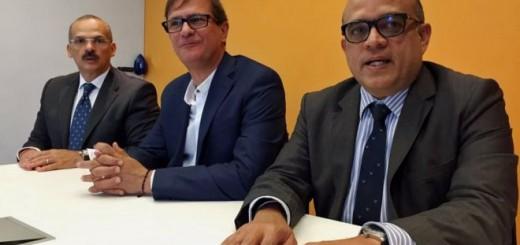 Rebolledo, Troconis y Marval son tres de los 11 magistrados juramentados por la Asamblea Nacional de Venezuela que se encuentran en Estados Unidos.