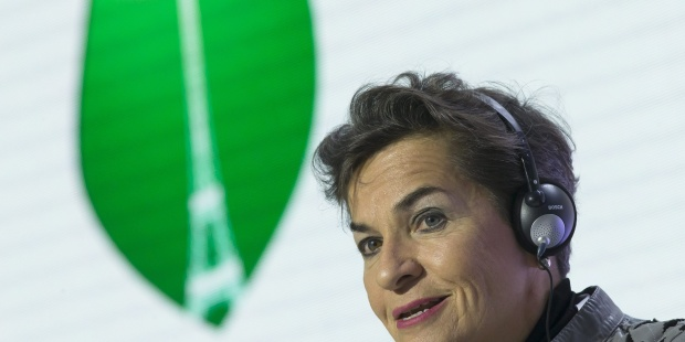Christiana Figueres. Imagen: EFeverde.com